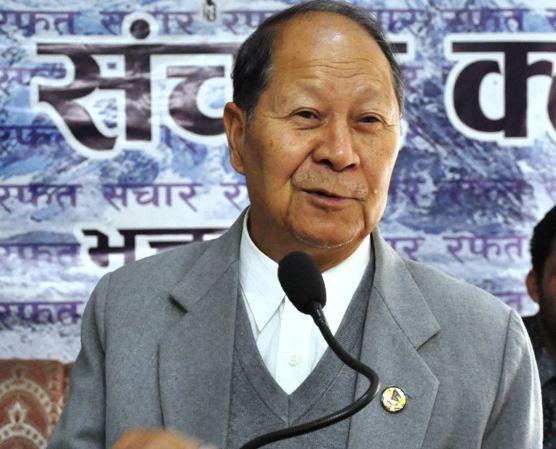 Narayan Man Bijukchhe Bijukchhe against statute amendment in a hurry The