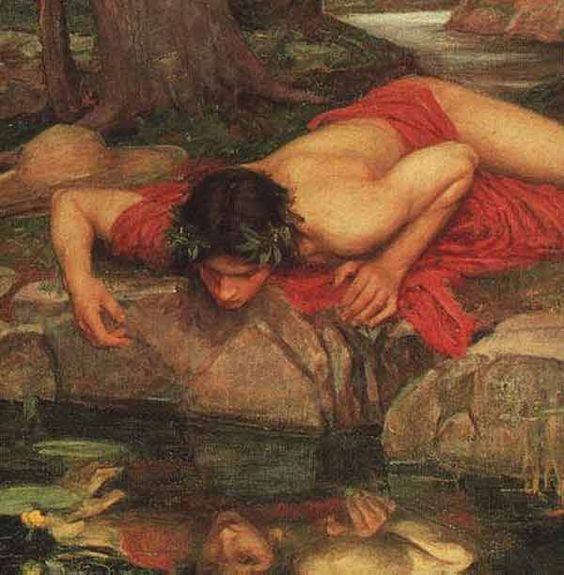 Narcissus (mythology) Word Origins From Mythological Gods Drown The beauty and Dr who