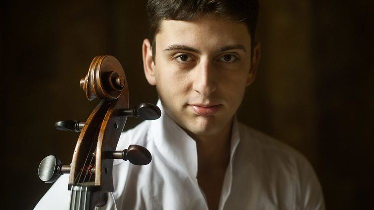 Narek Hakhnazaryan Narek Hakhnazaryan Concerts Biography News BBC Music
