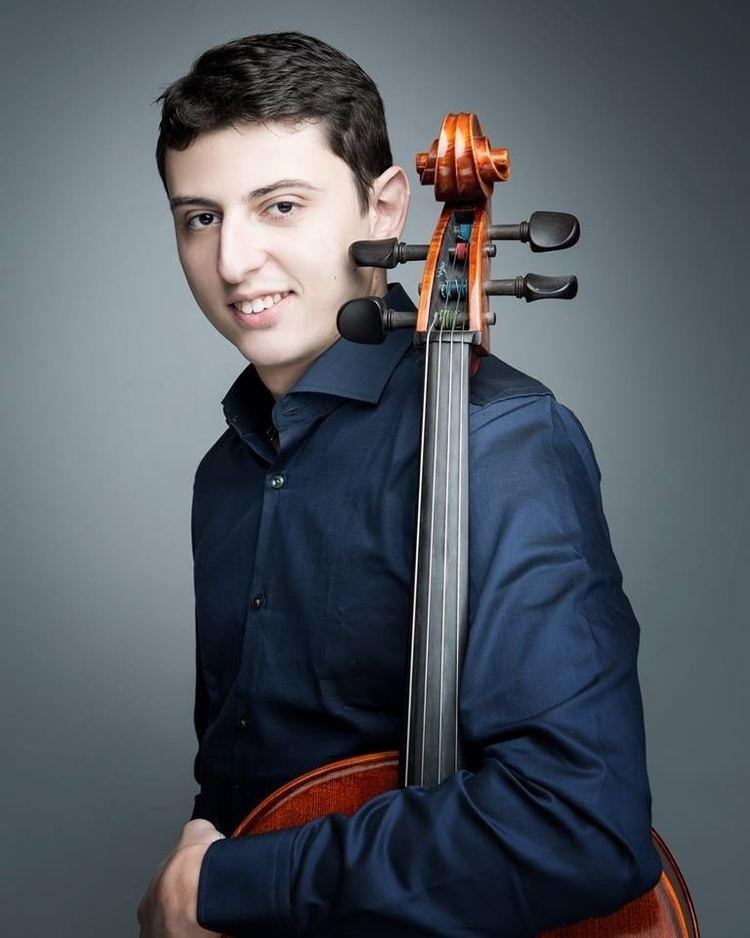 Narek Hakhnazaryan Narek Hakhnazaryan Music of Armenia