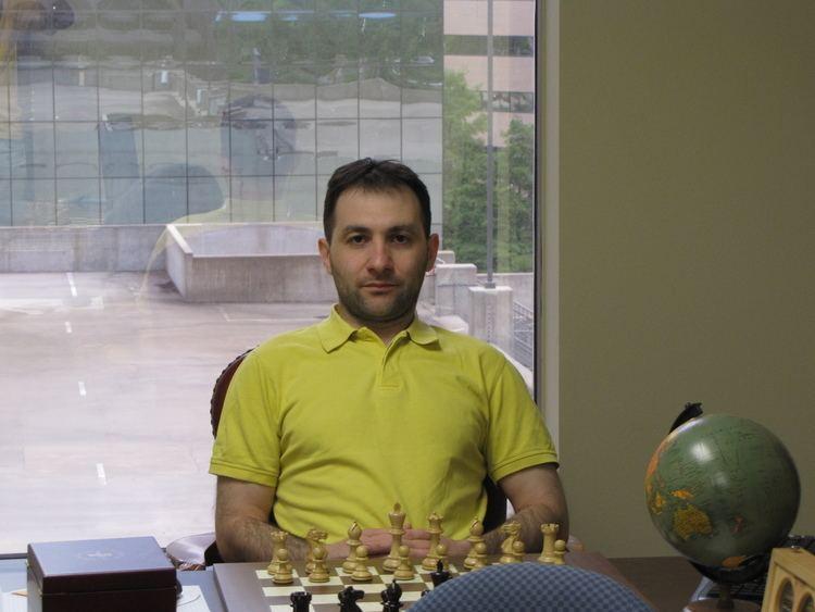 Narek Seferjan Narek Seferjan Biography Journalist Chess player Diplomat