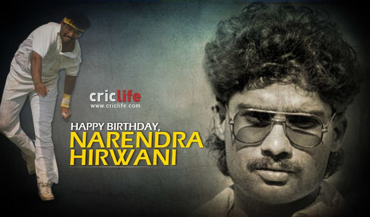 Narendra Hirwani 17 facts about the Indian cricketer who got record