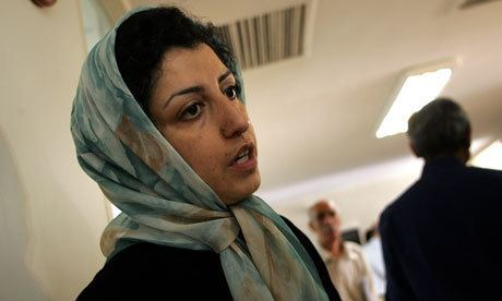 Narges Mohammadi Iranian human rights activist Narges Mohammadi arrested