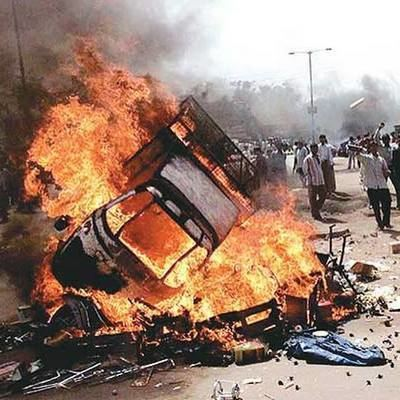Naroda Patiya massacre Naroda Patiya massacre Exminister among 32 convicted