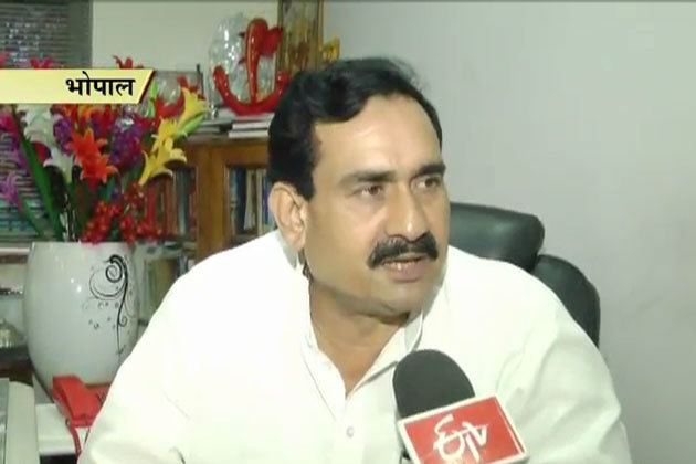 Narottam Mishra DMAT scam Youth Congress seeks MP health minister