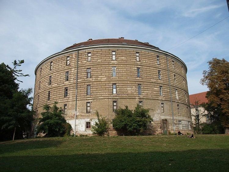 Narrenturm (hospital) The Narrenturm in Vienna39s General Hospital Die Welt der Habsburger