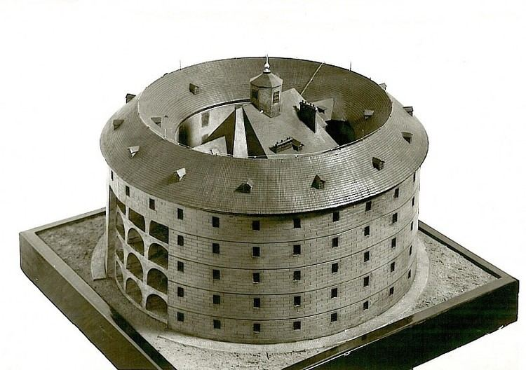Narrenturm (hospital) Model of the 39Narrenturm39 Die Welt der Habsburger