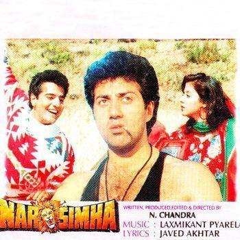 Narasimha 1991 LaxmikantPyarelal Listen to Narasimha songs
