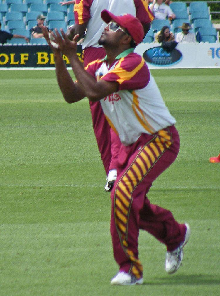 Narsingh Deonarine (Cricketer)