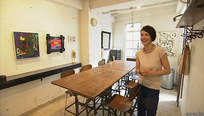 Narumi Yasuda KING SOLOMONS PALACE TV TOKYO