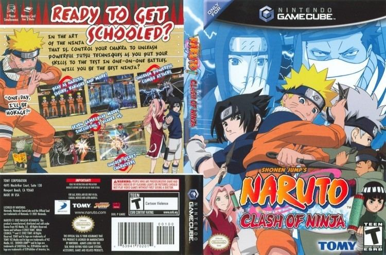 View Naruto Wii Fighting Game Pictures