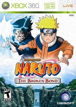Naruto: The Broken Bond Naruto The Broken Bond Wikipedia