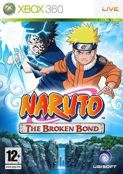 Naruto: The Broken Bond Naruto The Broken Bond StrategyWiki the video game walkthrough