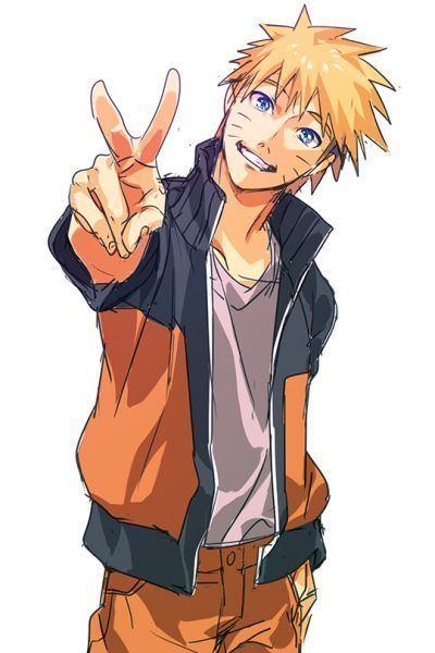 Naruto Uzumaki Uzumaki Naruto lt3 naruto uzumaki awesome anime art Pinterest