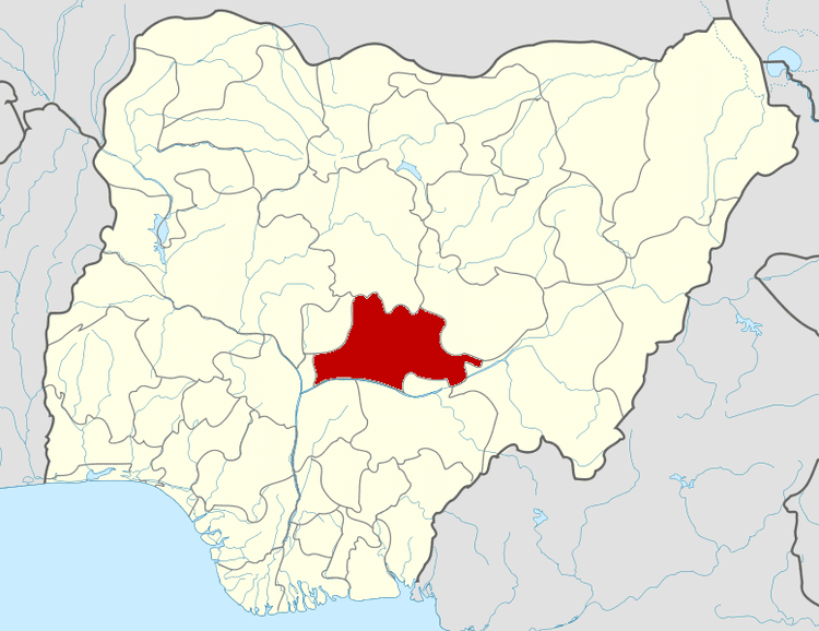 Nasarawa State in the past, History of Nasarawa State