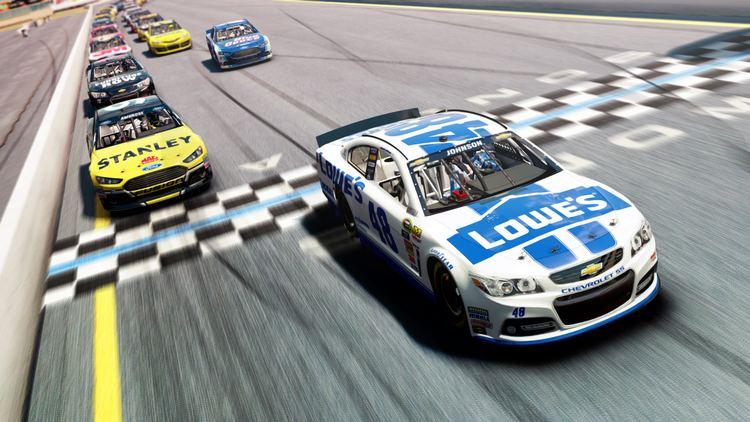 NASCAR '14 NASCAR 3914 review GamesRadar