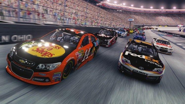 NASCAR '14 NASCAR 14 The Game Review NASCAR 2014 Game YouTube