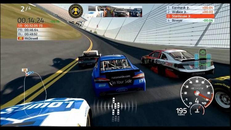 NASCAR '14 NASCAR 3914 Exclusive AEGL Gameplay YouTube