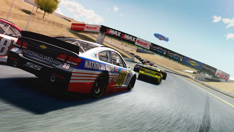 NASCAR '14 NASCAR 3914 Is Coming to Xbox 360 PlayStation3 system and PC on