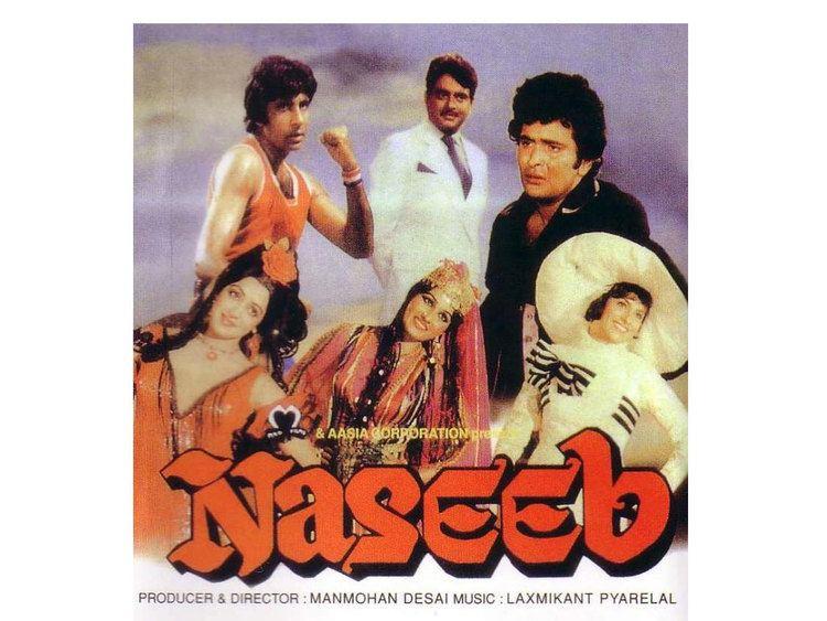 Naseeb 1981 Film Alchetron The Free Social Encyclopedia