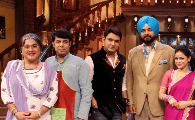 Naseem Vicky EXCLUSIVE Kapil welcomes another coactor back in Comedy Nights