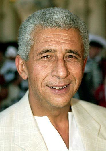 Naseeruddin Shah Naseeruddin Shah My first salary lasted me two weeks