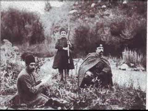 Naser al-Din Shah Qajar Nasser alDin Shah Qajar YouTube