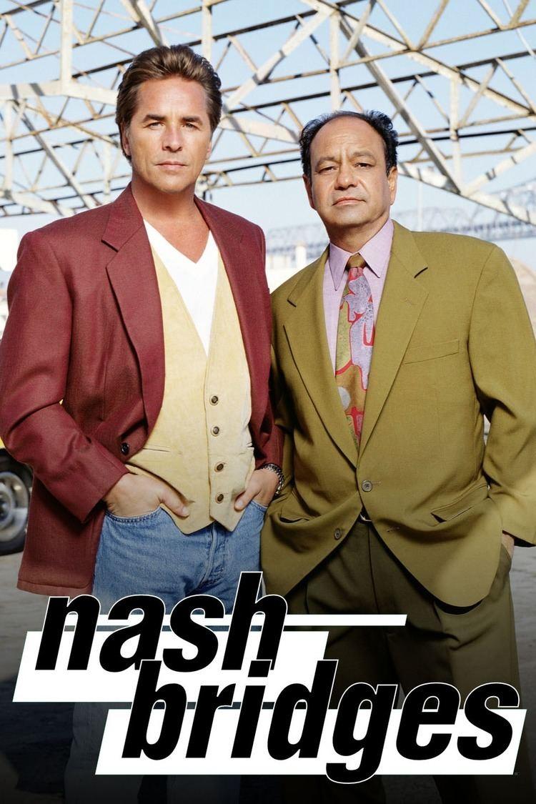 Nash Bridges wwwgstaticcomtvthumbtvbanners184187p184187