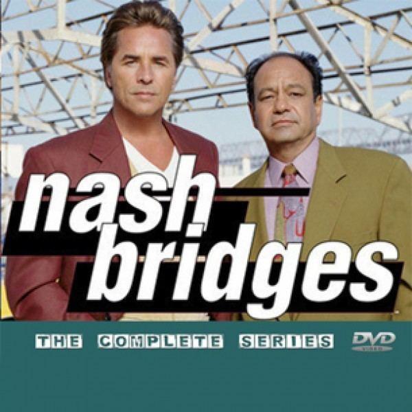 Nash Bridges Nash Bridges Complete Series dvd collection dvd box set