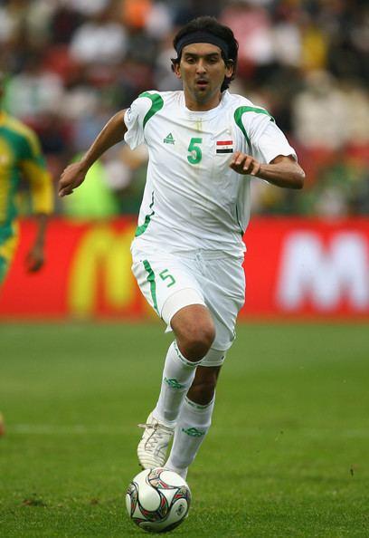 Nashat Akram Nashat Akram Photos South Africa v Iraq FIFA