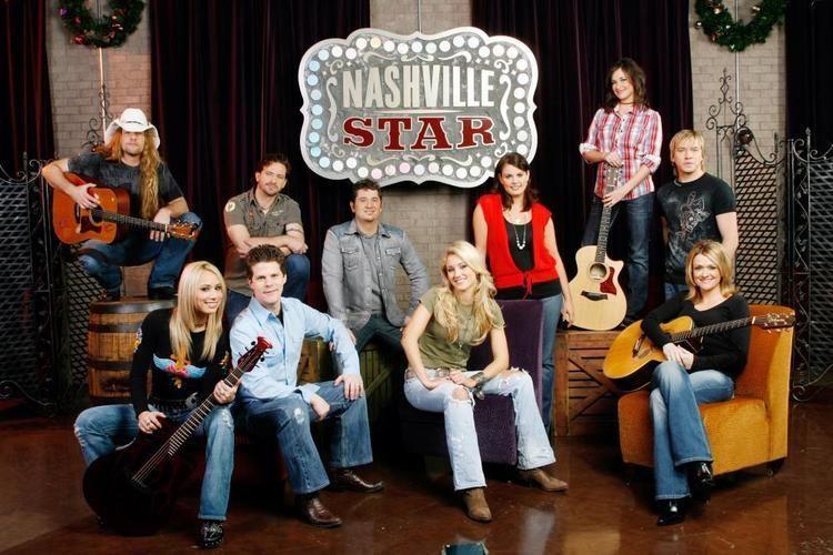 Nashville Star Nashville Star TV Series 2002