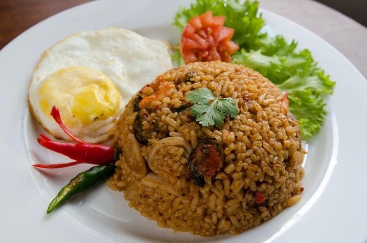 Nasi goreng Good Meal Hunting Nasi Goreng Seafood