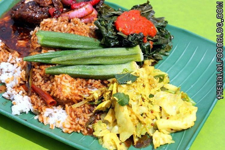 Nasi kandar Nasi Kandar Penang Mari The Halal Food Blog
