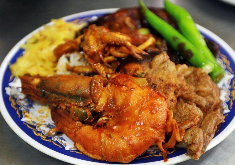Nasi kandar Best Nasi Kandar in Penang