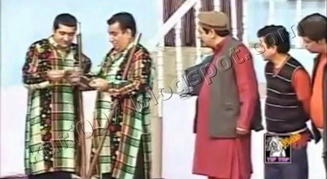 Nasir Chinyoti Zafri Khan Nasir Chinyoti Tariq Teddy and Naseem Vicky