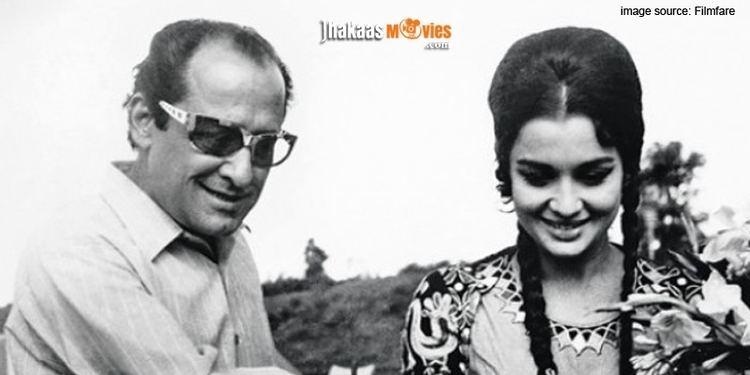 Nasir Hussain The Untold Love Story Of Asha Parekh Nasir Hussain