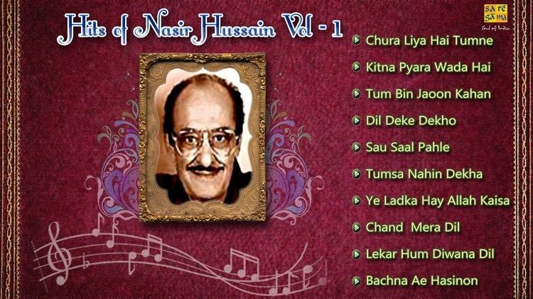 Nasir Hussain Top Songs of Nasir Hussains Film Full Songs Volume 1
