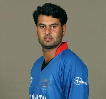 Nasir Jamal Cricket representing Afghanistan Stats and Profile