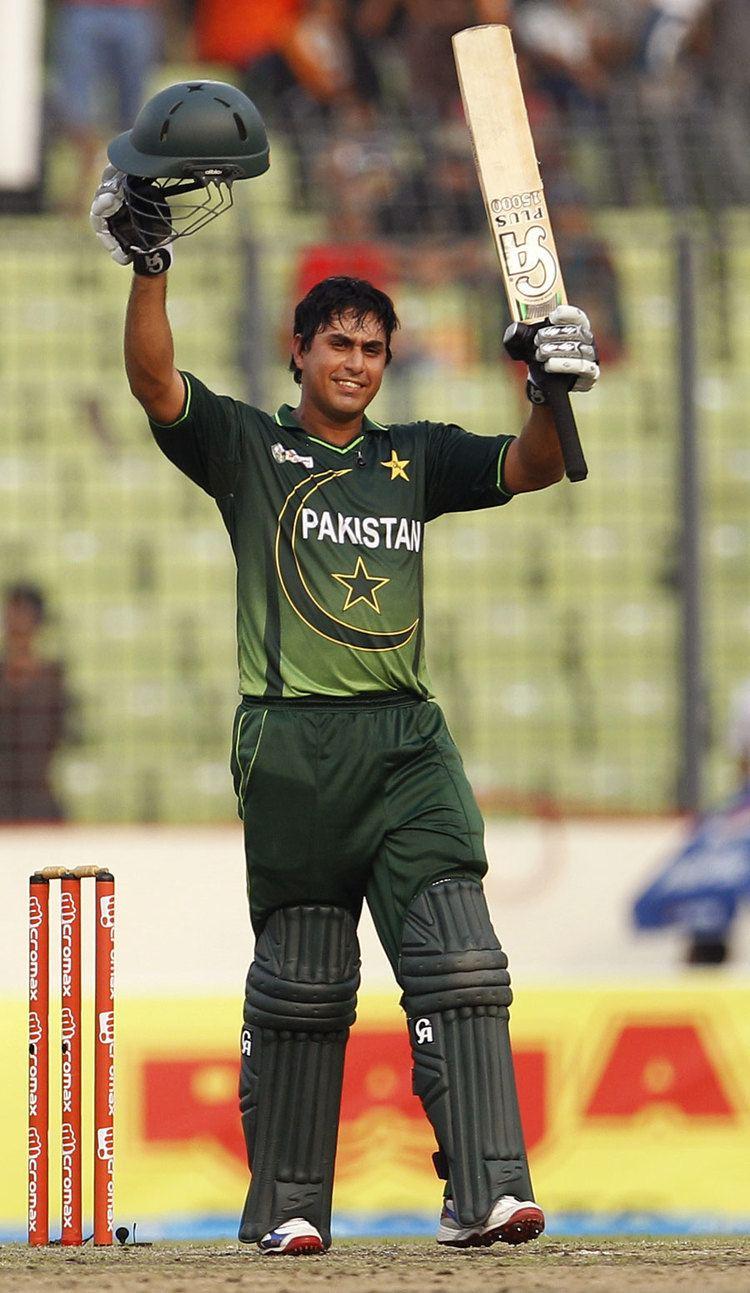 Nasir Jamshed (Cricketer)