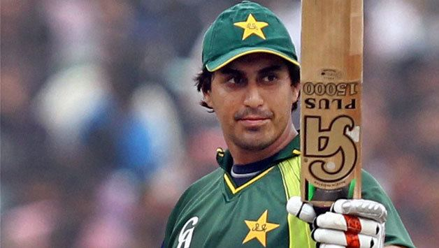 Nasir Jamshed Indias nemesis and promising hope for Pakistan