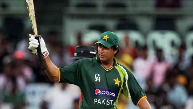 Nasir Jamshed will not play against India in the ICC Cricket World