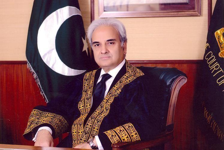 Nasir-ul-Mulk CJP Justice NasirulMulk to retire on August 16 SAMAA TV