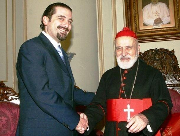 Nasrallah Boutros Sfeir Lebanons Christian Maronite Patriarch MarNasrallah Boutros Sfeir