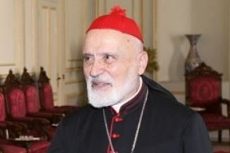 Nasrallah Boutros Sfeir LEBANON PostSfeir Lebanon waiting for a patriarch of