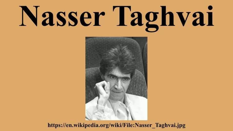 Nasser Taghvai Nasser Taghvai YouTube