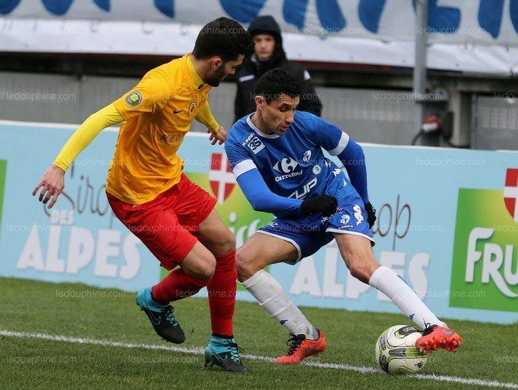Nassim Akrour Sports CFA Nassim Akrour va sentraner Annecy