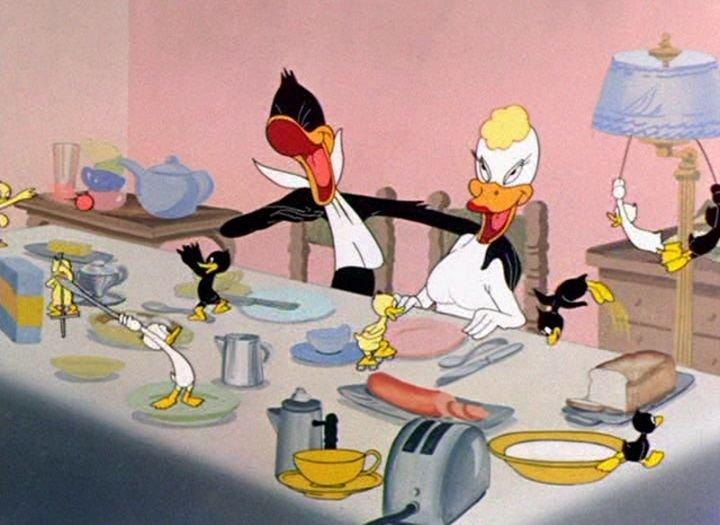 Nasty Quacks Nasty Quacks 1945 The Internet Animation Database