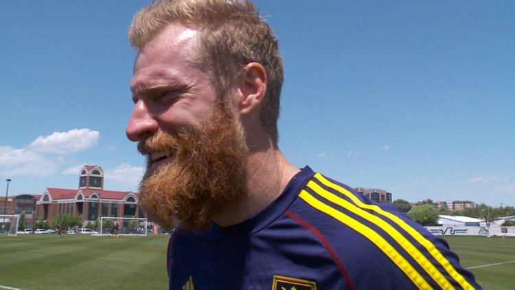 Nat Borchers RSL center back Nat Borchers going to Portland Timbers for