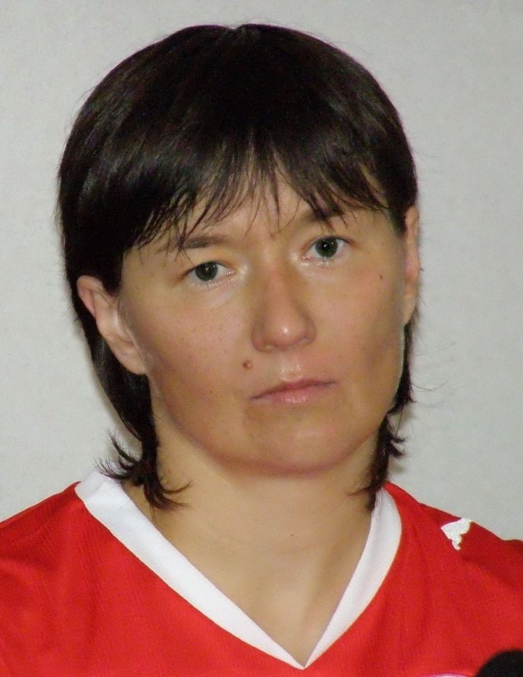 Natalia Barbashina