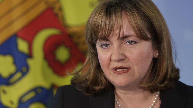 Natalia Gherman BILDInterview mit Moldawiens Auenministerin Natalia